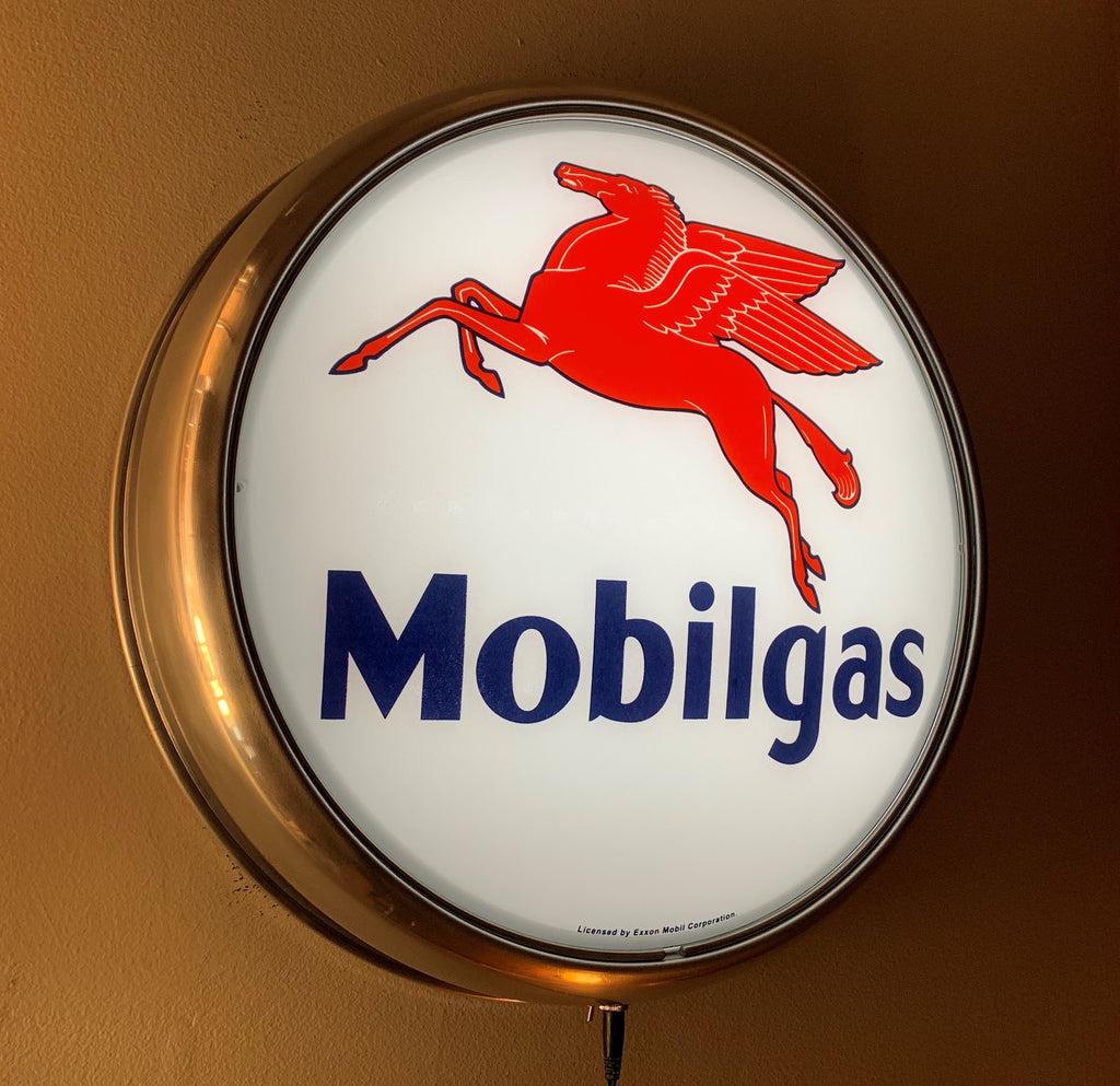 LED Wall Mount - Mobilgas