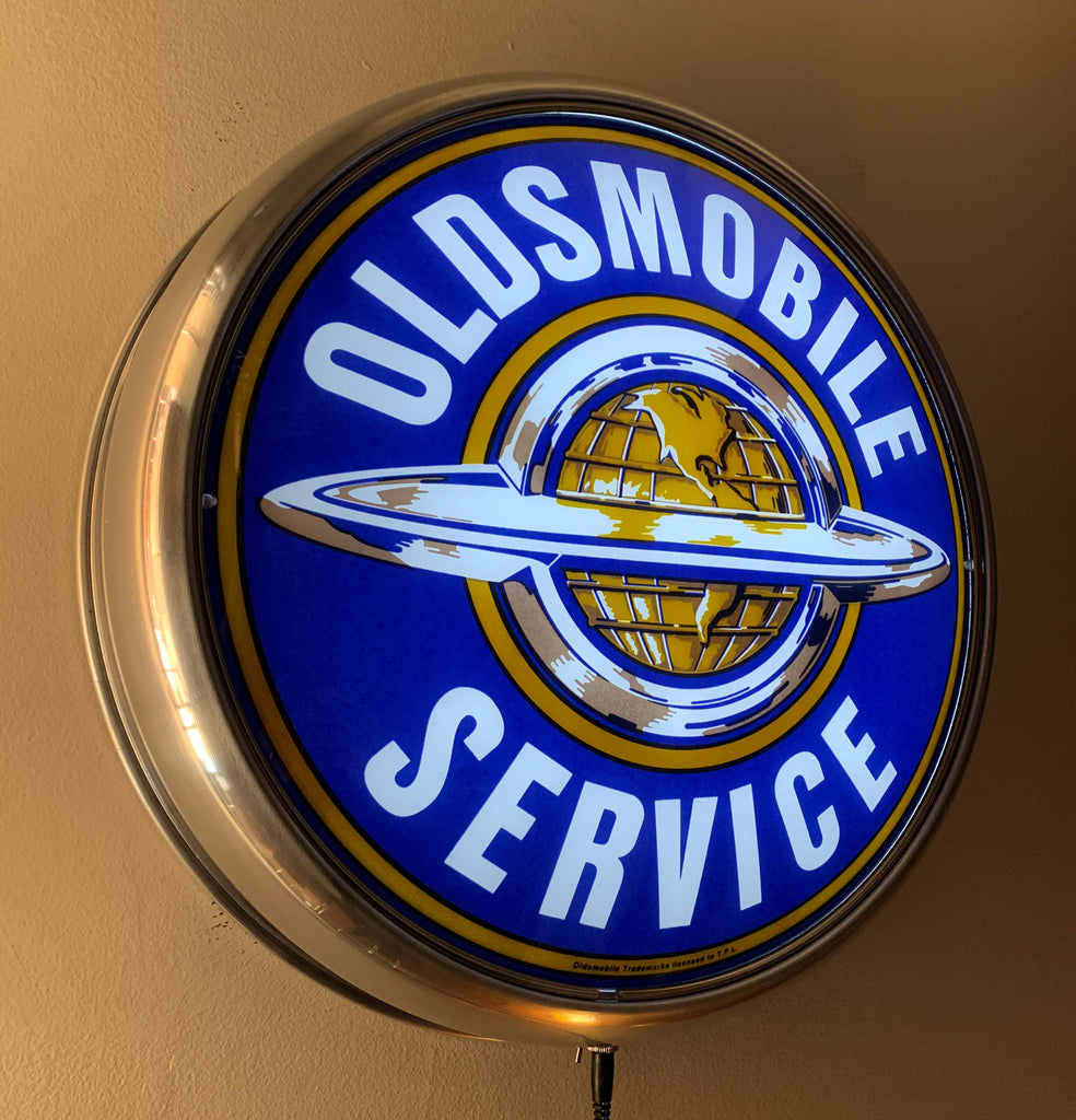 LED Wall Mount - Oldsmobile Service