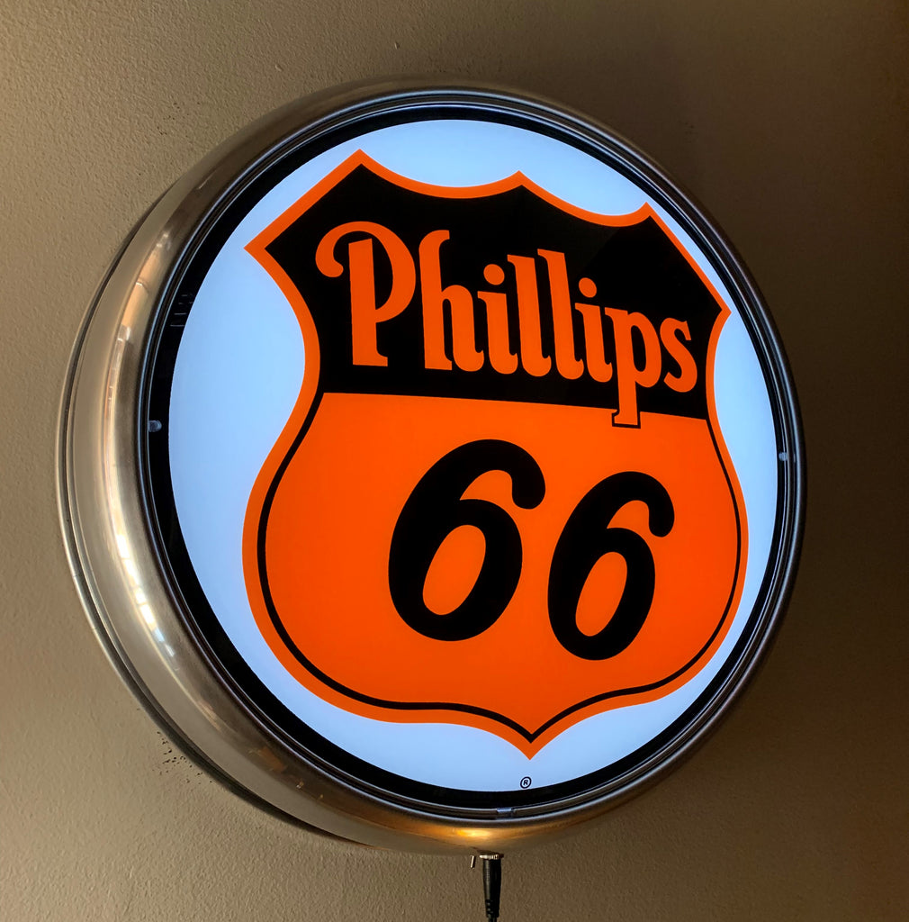 LED Wall Mount - Phillips 66