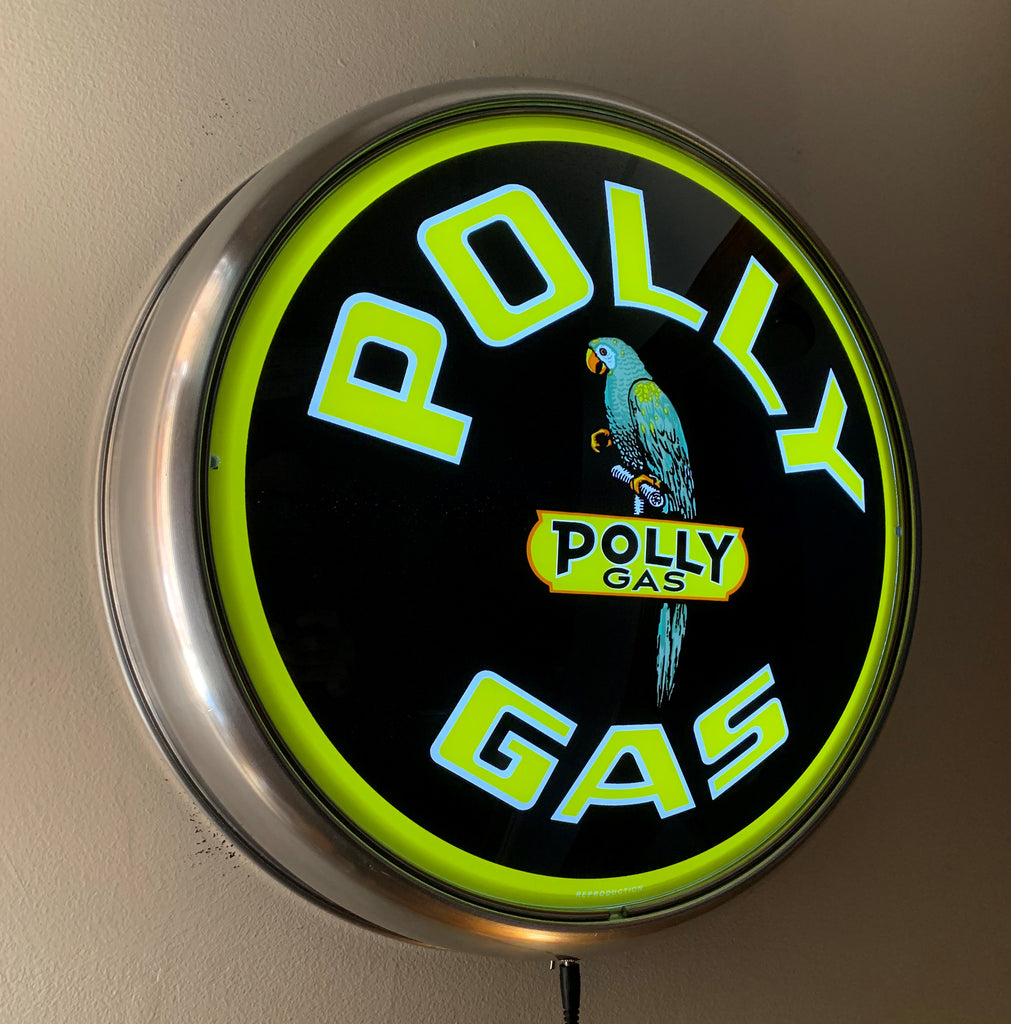 LED Wall Mount - Polly Gas