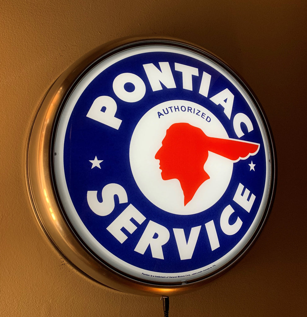 LED Wall Mount - Pontiac Service