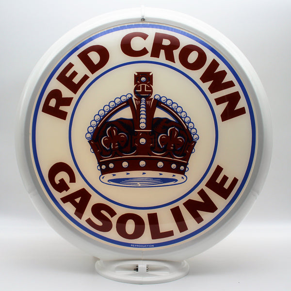 RED CROWN GASOLINE 13.5
