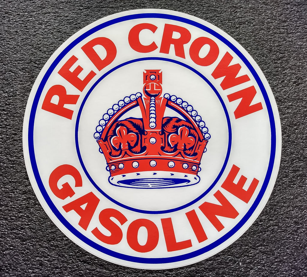 RED CROWN DECAL-12