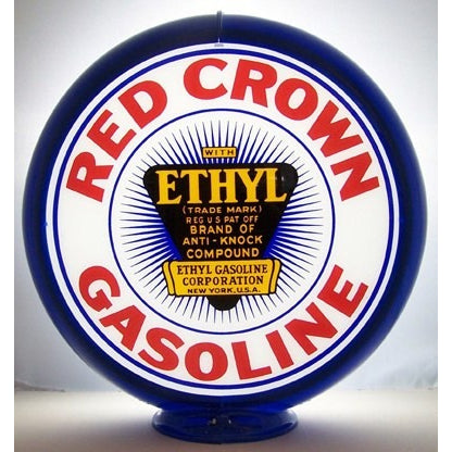 RED CROWN ETHYL GASOLINE 13.5