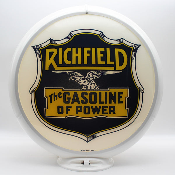 RICHFIELD GASOLINE OF POWER 13.5
