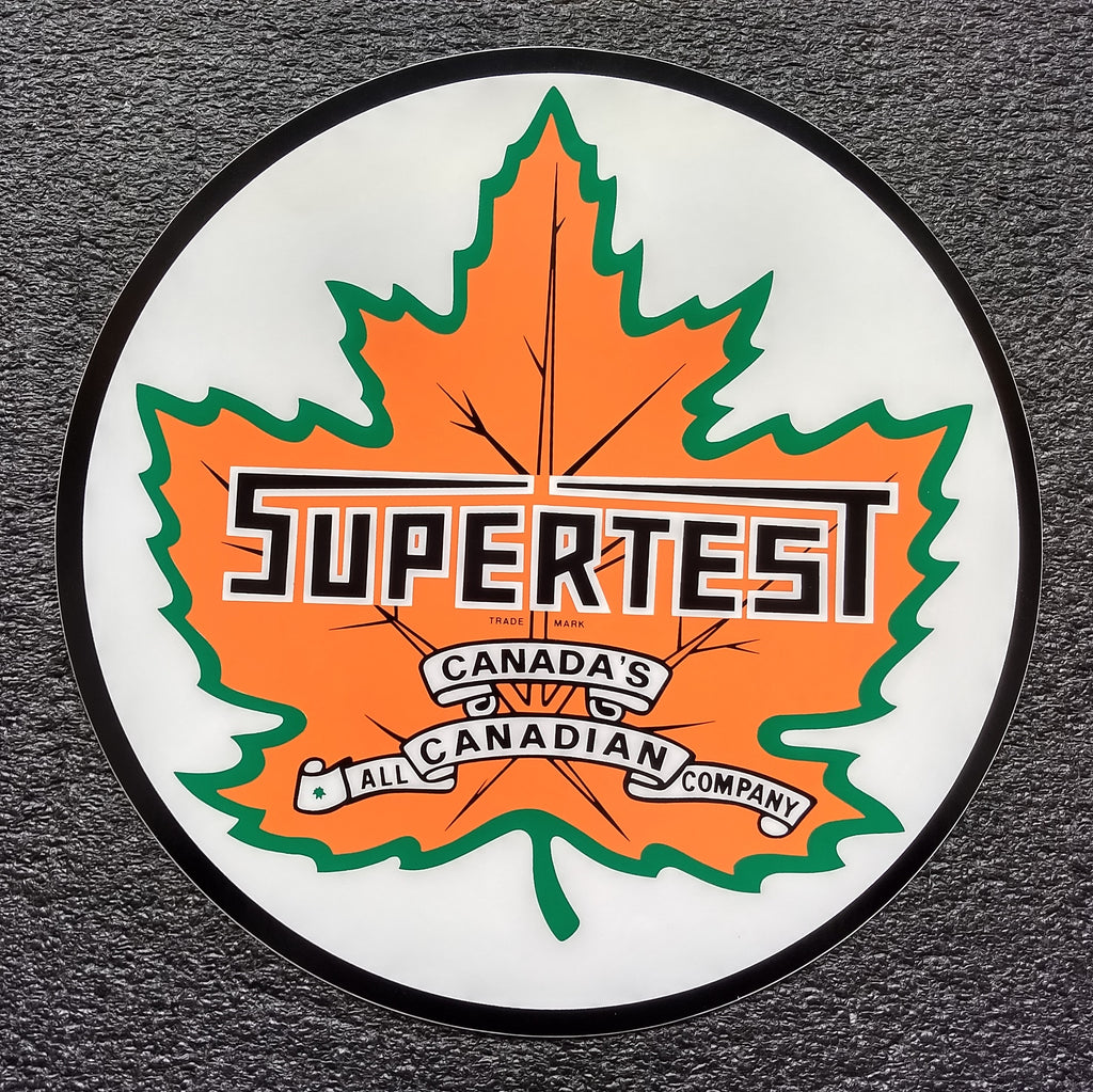 SUPERTEST DECAL-12
