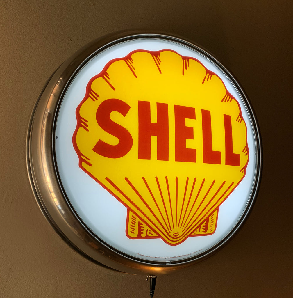 LED Wall Mount - Shell