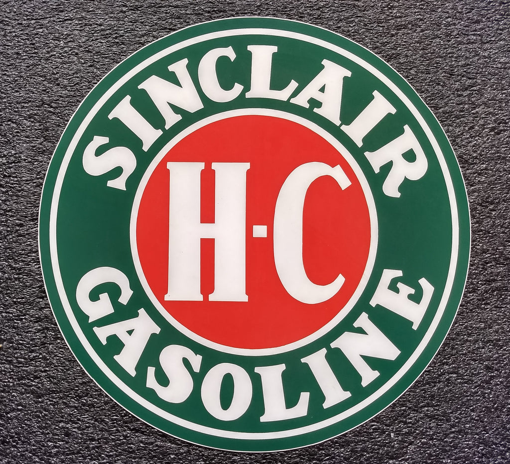 SINCLAIR H-C DECAL-12