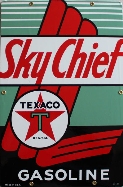 TEXACO SKY CHIEF 12