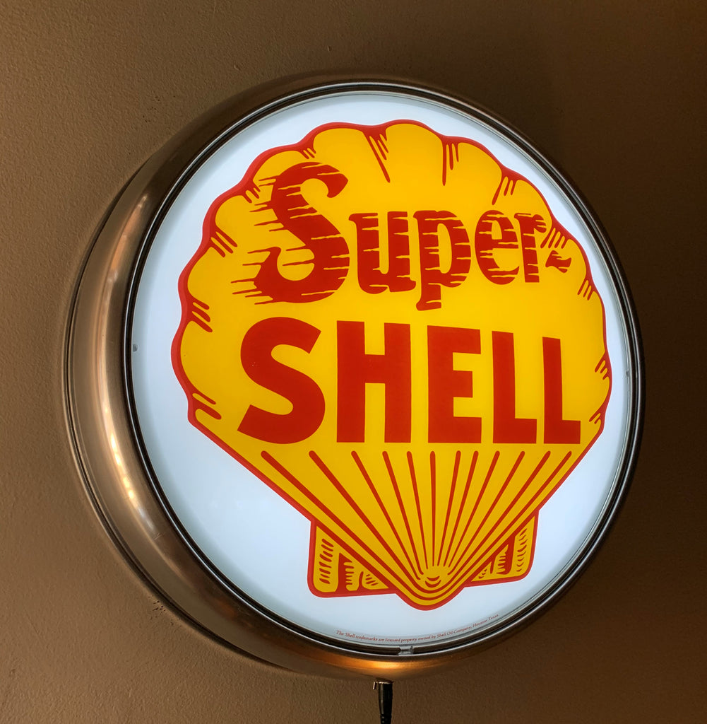 LED Wall Mount - Super Shell