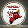 TEXACO FIRE-CHIEF GASOLINE 13.5