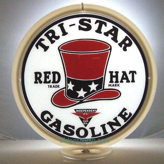 RED HAT GASOLINE 13.5
