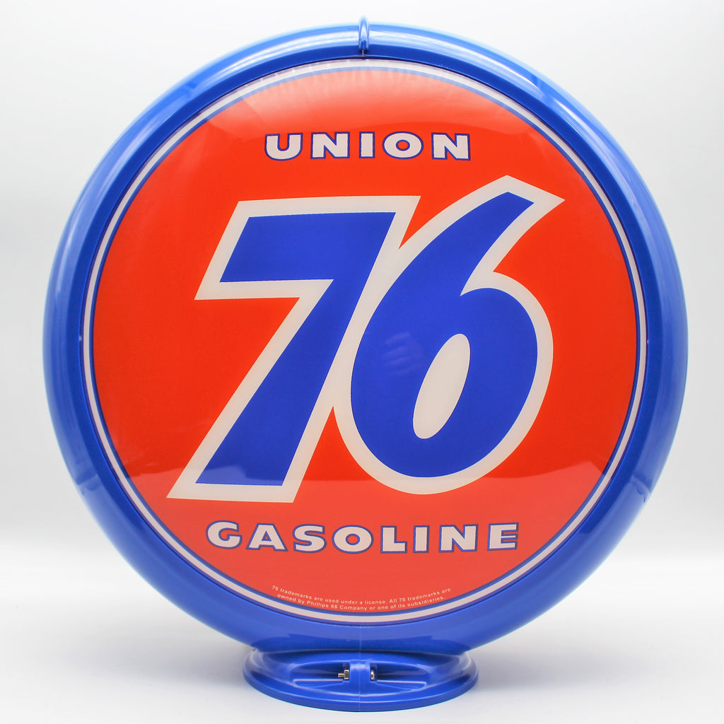 UNION 76 GASOLINE 13.5