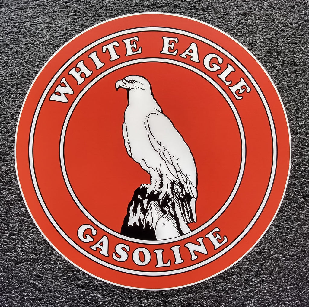 WHITE EAGLE DECAL-12