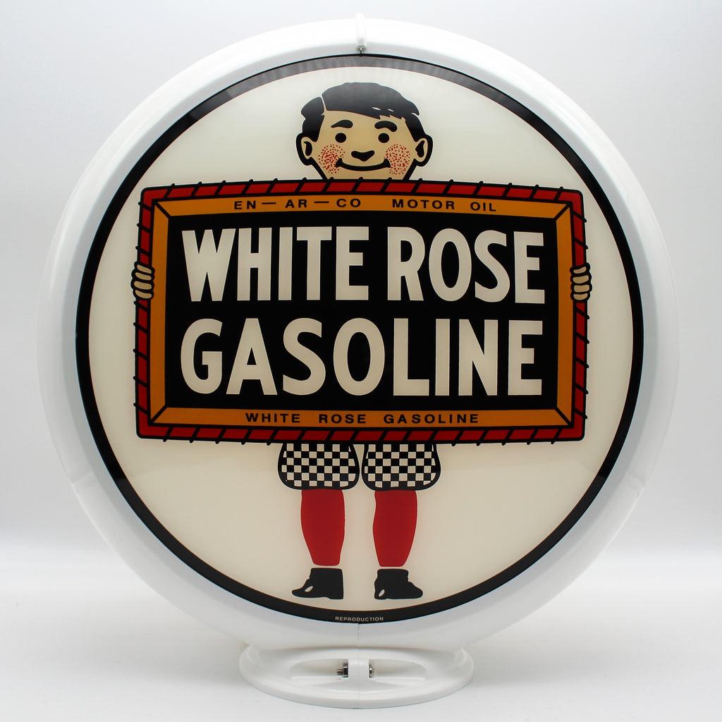 WHITE ROSE BOY GASOLINE 13.5