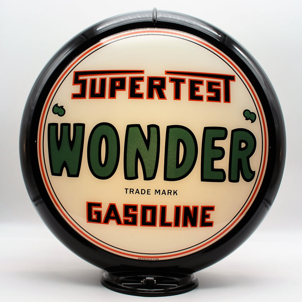SUPERTEST WONDER GASOLINE 13.5
