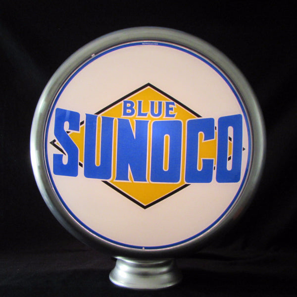 SUNOCO BLUE pre-1941 Black Diamond 15