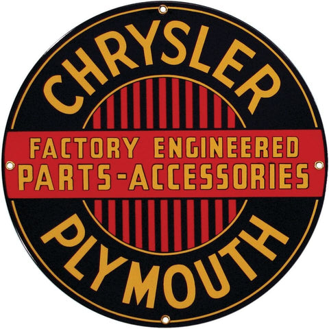 CHRYSLER PLYMOUTH 12