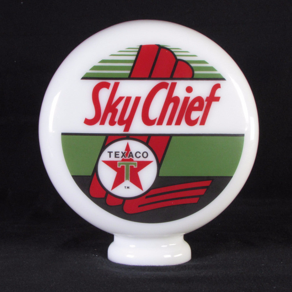 TEXACO SKY CHIEF 8