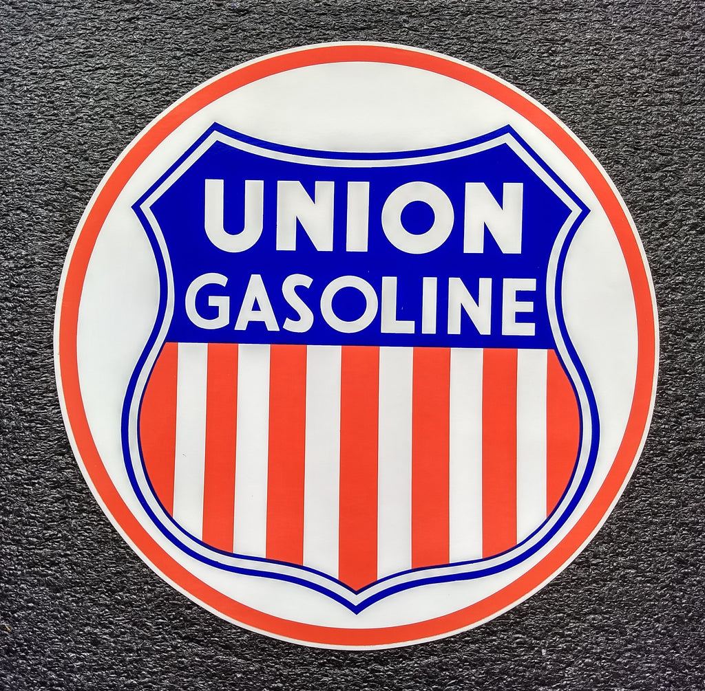 UNION GAS DECAL-12