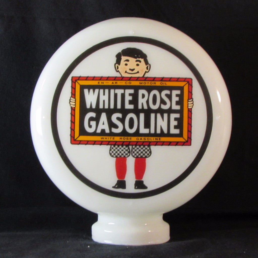 WHITE ROSE BOY GASOLINE 8