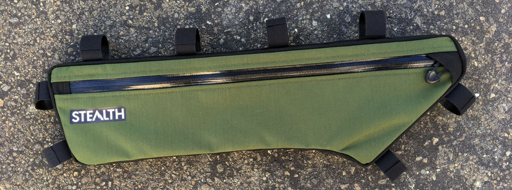 Thinking of Buying a Frame Bag?