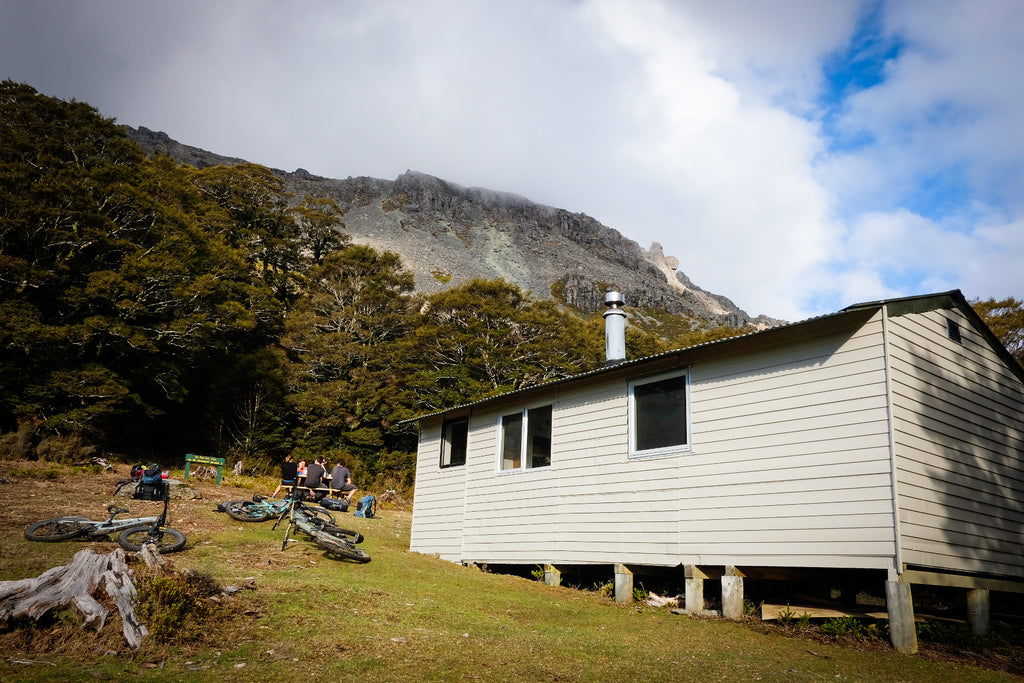 Richmond Saddle Hut