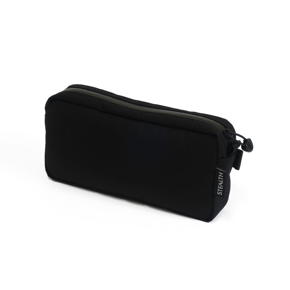 Front Loader handlebar bag pocket Black