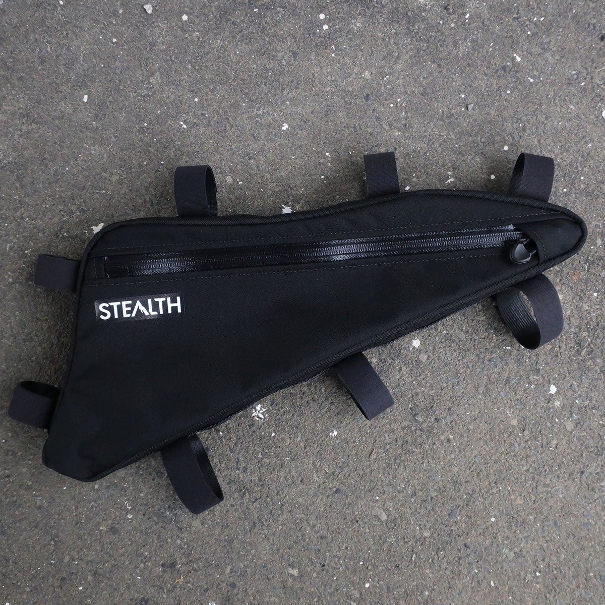 Custom frame bag made to fit Specialized Epic