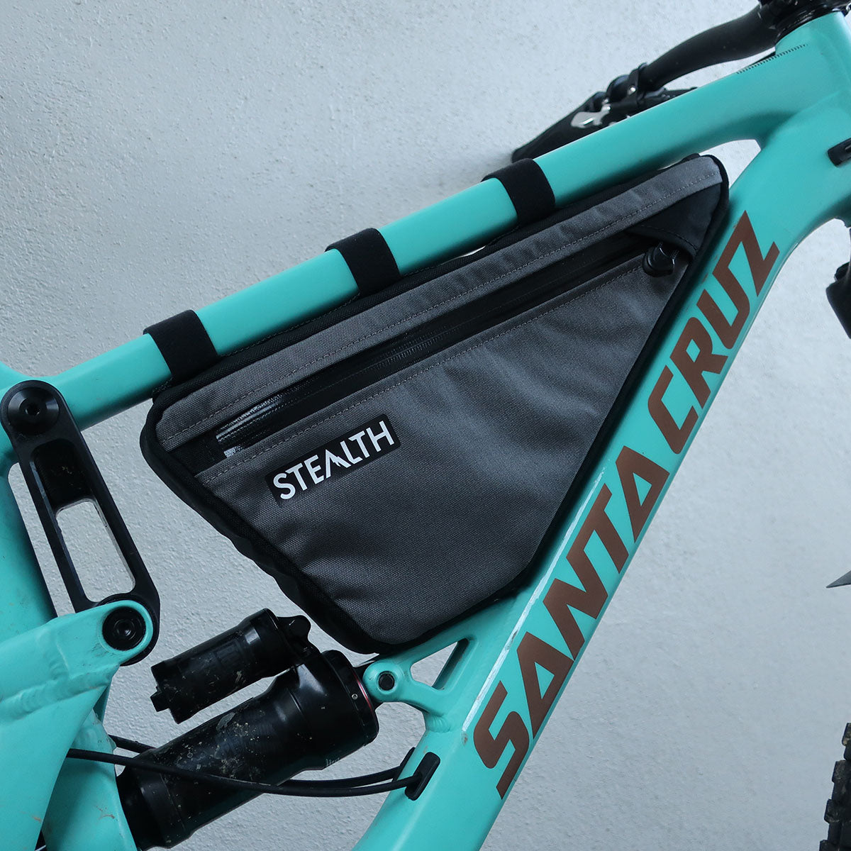 Frame bag for Santa Cruz Bronson MK3
