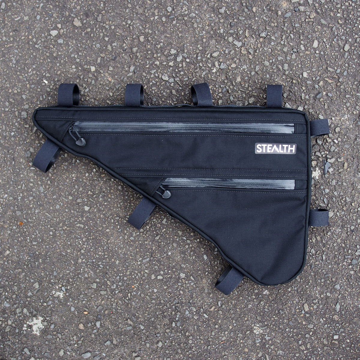 Custom made to fit frame bag