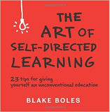 The Art of Self Directed Learning Book Cover