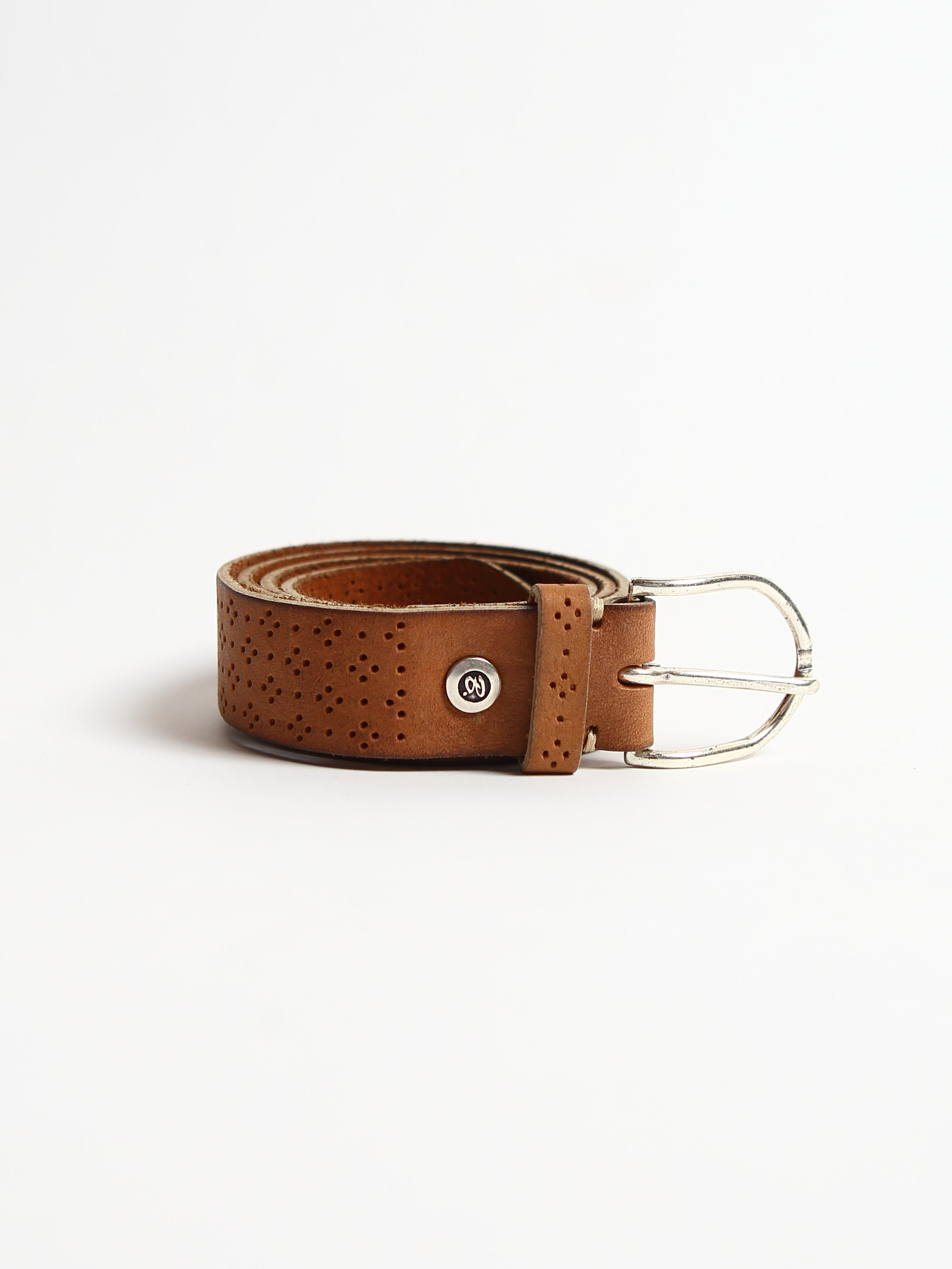 Perforated Belt | Plain