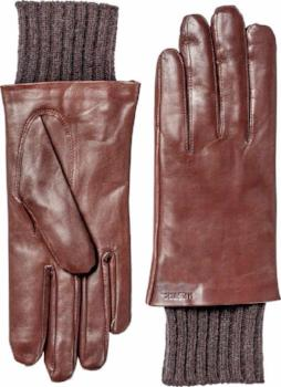 Megan Gloves | Chestnut