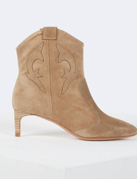 Low Caitlin Boots