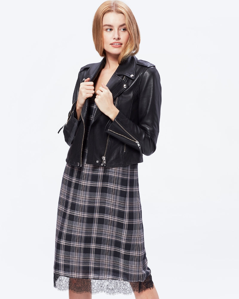 Nereyda Dress | Plaid