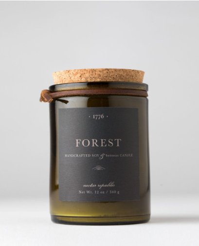 1776 Candle | Forest