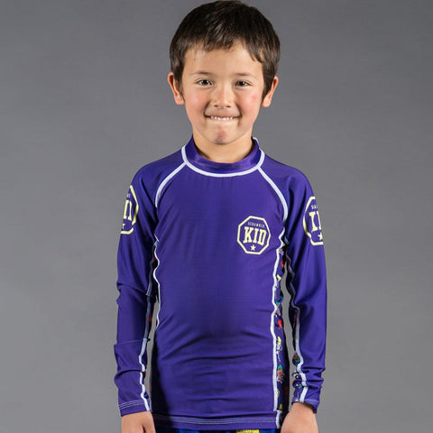 Scramble Kids Rash Guard