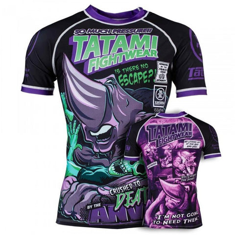 "Tatami ""The Anvil"" Rash Guard"