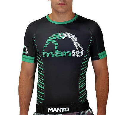 "Manto ""Beast"" Rash Guard"