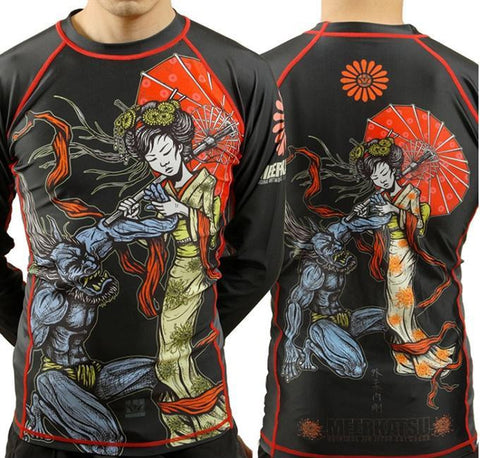 Meerkatsu Heavenly Wristlock Rash Guard