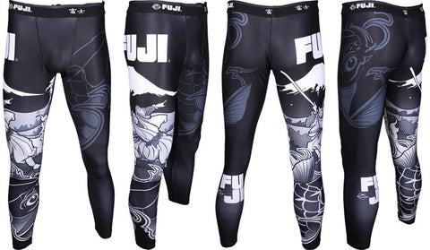 Fuji Sakana Grappling Tights