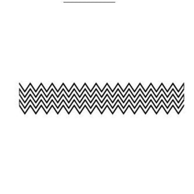 Chevron Long Arm Quilting Pattern