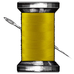 Bright Yellow Thread By Glide