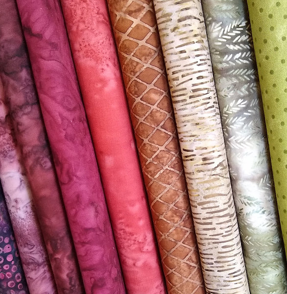 Fabrics by the Yard