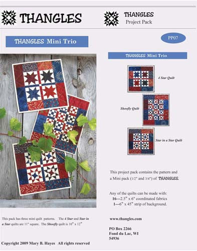 Thangles Mini Trio Project Pack