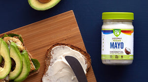 Vegan Coconut Avocado Mayo | Not SOLD online | Available at your local health food stores!
