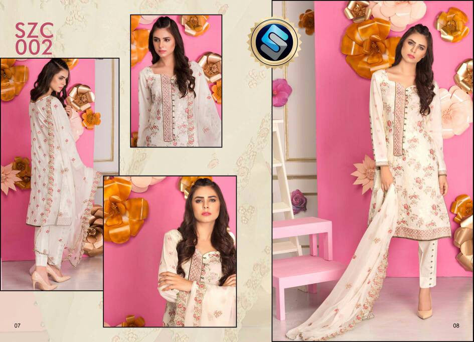 Safwa Zurich Collection Pakistan