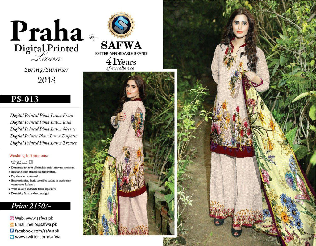 PS-013 - PRAHA COLLECTION - 3 PIECE SUIT