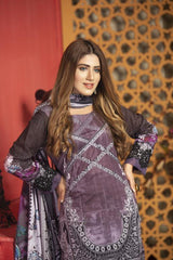 SL-02 -SAFWA LAWN-SALVIA COLLECTION VOL 01 2020 - PRINTED -2 PIECE DRESS - Safwa |Dresses| Pakistani Dresses| Fashion|Online Shopping
